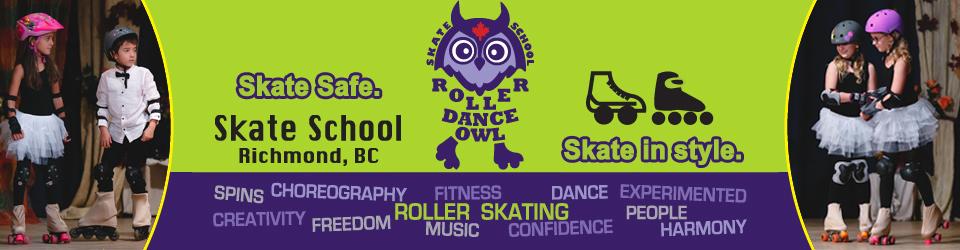 Roller Dance Owl